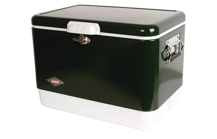 Coleman Steel-Belted Camping Cooler Review