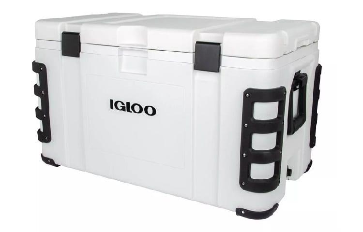 Igloo Leeward Hard Sided Portable Cooler Review