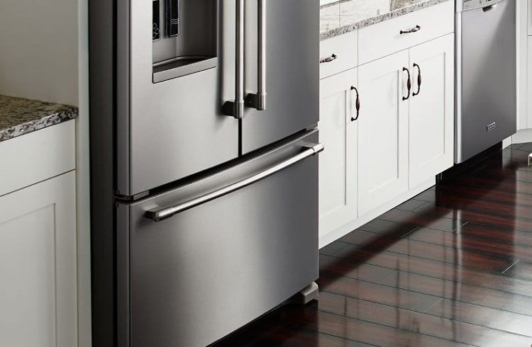 counter depth fridge