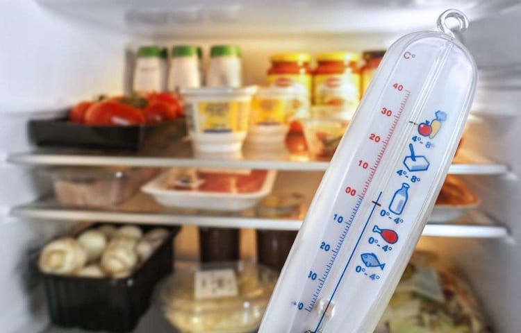 what temperature should be in fridge