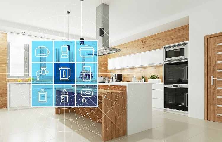 connected kitchen devices