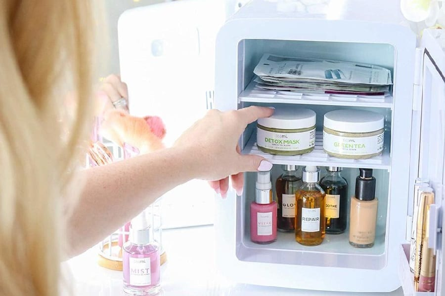 Best Make-Up Refrigerators: Keep Those Cosmetics Safe