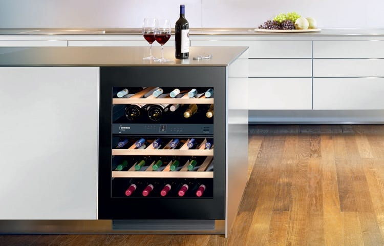medium size wine cooler