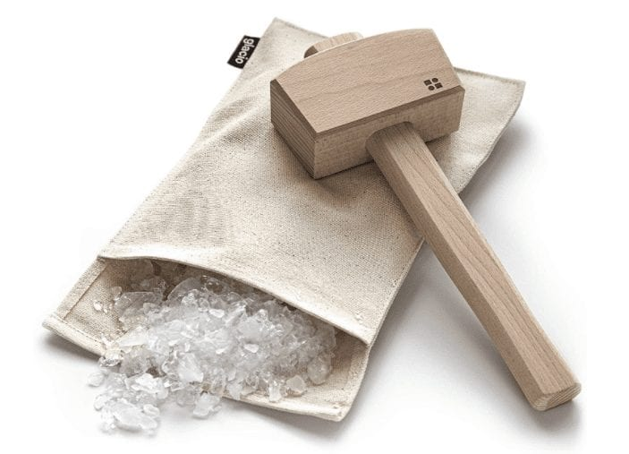 Glacio Ice Mallet and Lewis Bag