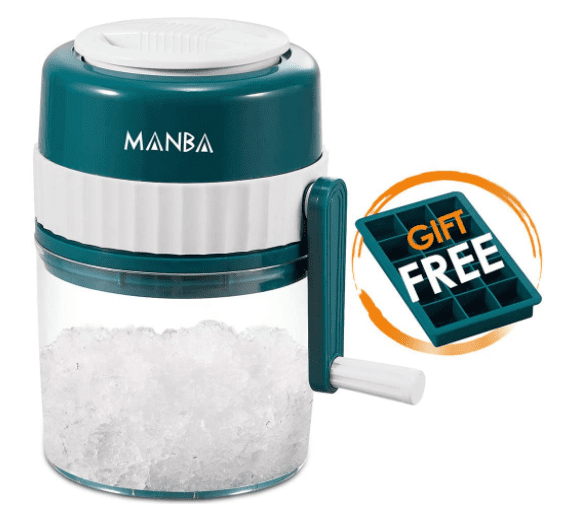 Manba Ice Shaver and Snow Cone Machine