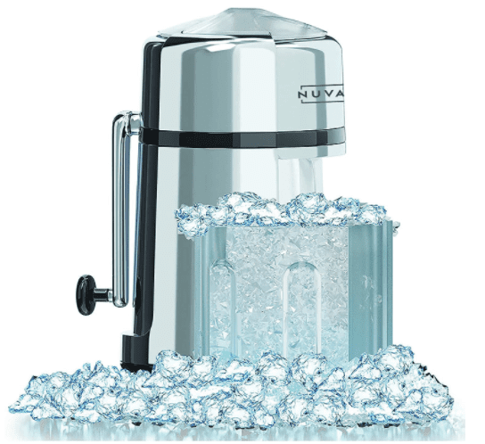 Nuvantee Manual Ice Crusher