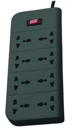 Belkin Essential Series 8-Socket Surge Protector