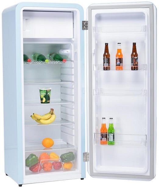 6 Best Retro Refrigerators for 2021 4