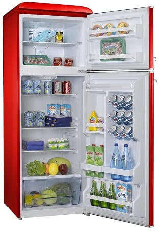 6 Best Retro Refrigerators for 2021 6
