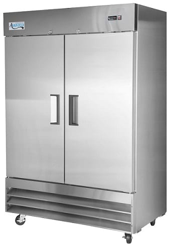 7 Best Commercial Refrigerators for 2021 [Reviewed] 1