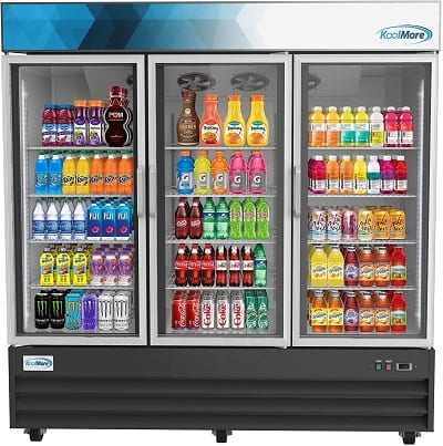 7 Best Commercial Refrigerators for 2021 [Reviewed] 2